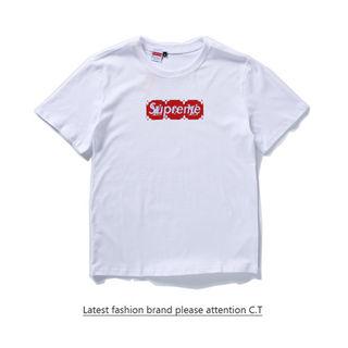 最低価格!SUPREME半袖 色選択可 S-XL