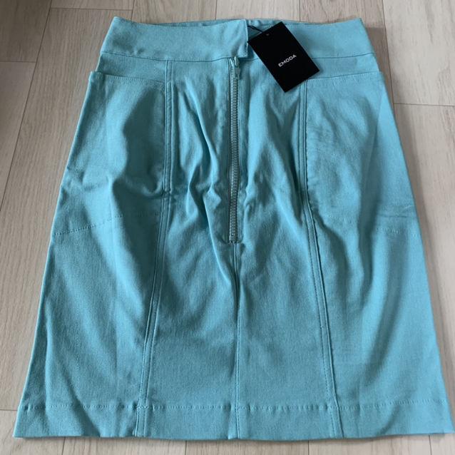新品 EMODA ストレッチスカート
