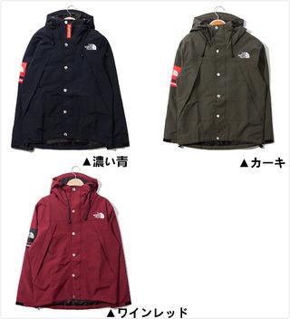 ノースフェイス☆コラボジャケットTYF-0195