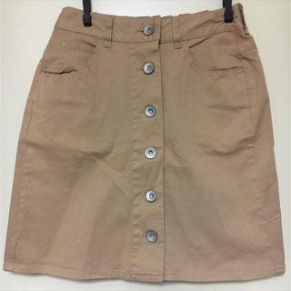 エムズエキサイト スカート
