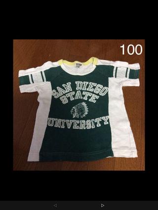 F.O.KIDS Tシャツ 100
