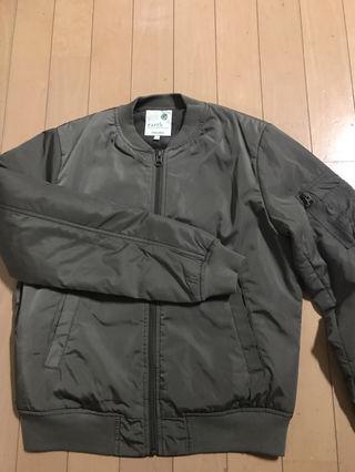 アースのM-1ジャケット