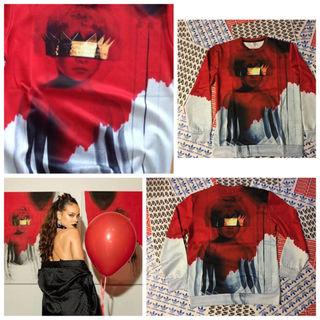 リアーナ Rihanna Nike adidas vans