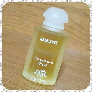 【新品未使用】《HERMES》アマゾン 香水