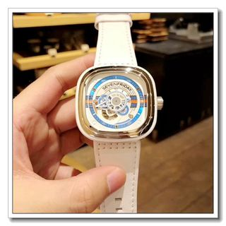 希少SevenFriday 自動巻き腕時計 国内発送