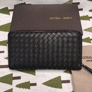BOTTEGA VENETA 長財布 編み込み式