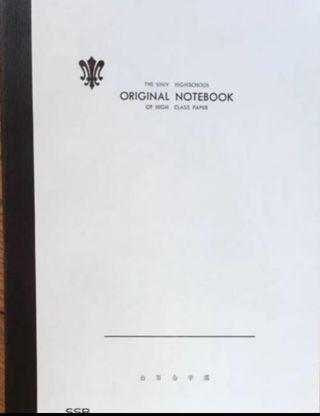 白百合学園ノートブック