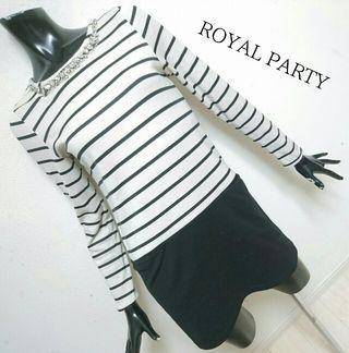ROYAL PARTY*ビジューワンピース