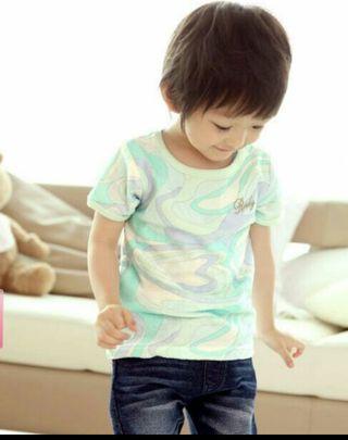 ちびRady ハートマーブル Tシャツ 110