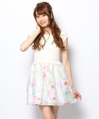 定価15,120円Rirandture フラワースカート