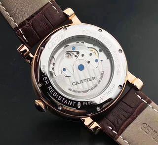 【高品質】 Cartier 大人気 自動巻き 腕時計