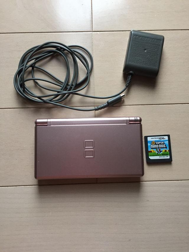 任天堂DS+スーパーマリオブラザーズソフト