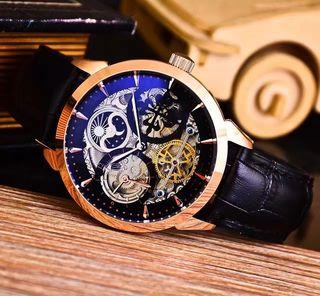 パテックフィリップ メンズ 自動巻き腕時計