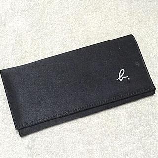 アニエス・ベー長財布