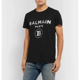 BALMAINTシャツ 大人気 男女兼用 BT-08