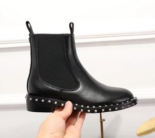 冬売り筋人気 レディース ヴァレンティノ ブーツ 長靴