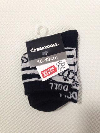 BABYDOLL 新品靴下