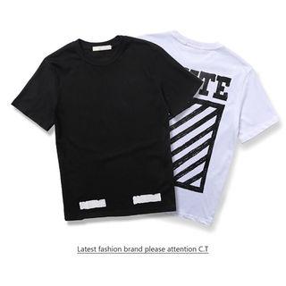 off-white新品 半袖シャツ