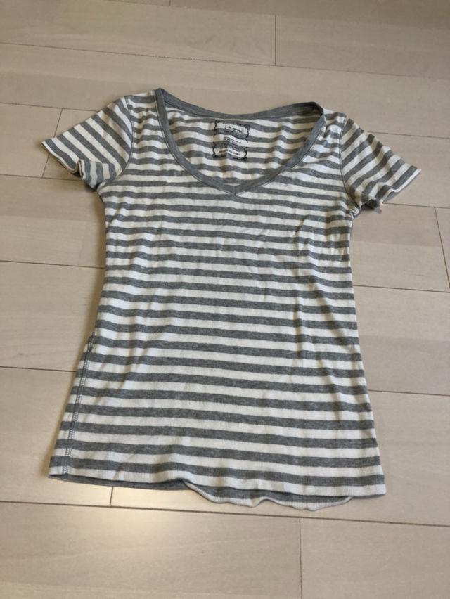 イング ボーダー Tシャツ(INGNI(イング) ) - フリマアプリ&サイトShoppies[ショッピーズ]