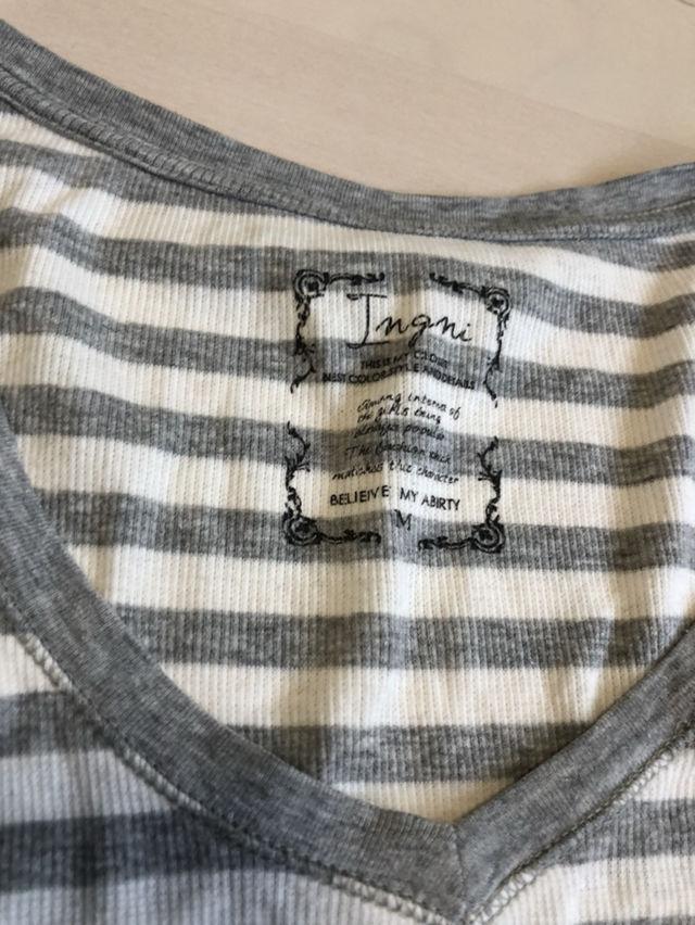イング ボーダー Tシャツ