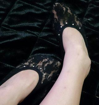 フットカバー 靴下 パンプス