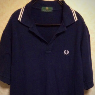 【FRED PERRY】vintage ポロシャツ