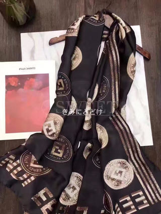 大判スカーフ