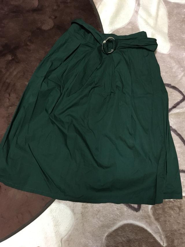 緑*スカート(OLIVE des OLIVE(オリーブデオリーブ) ) - フリマアプリ&サイトShoppies[ショッピーズ]