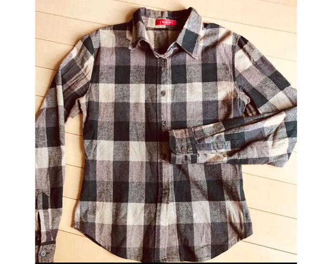チェックシャツ(INGNI(イング) ) - フリマアプリ&サイトShoppies[ショッピーズ]