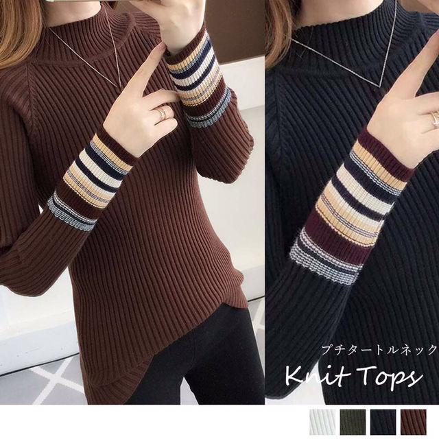 プチタートルネックセーター - フリマアプリ&サイトShoppies[ショッピーズ]