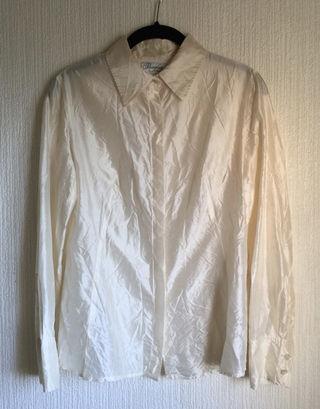 マックスマーラ シルク100%のシャツ
