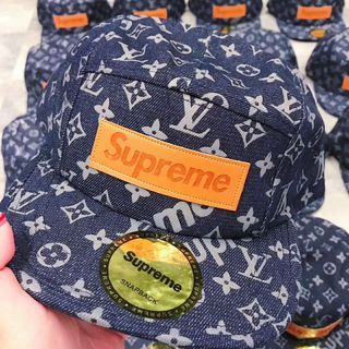 supreme LV  シュプリーム  キャップ