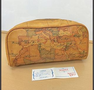 鑑定済み正規品プリマクラッセ セカンドバッグ