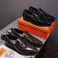 エルメスアシックス商事 紳士靴 ビジネスシューズ革靴