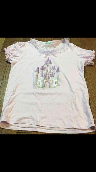 ナイルパーチ お城tシャツ