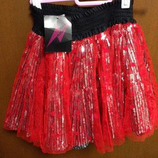 tutuha スパンコールスカート