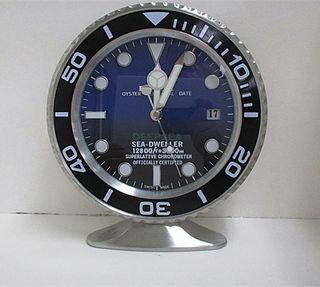 Rolex  SEA-DWELLER置き時計