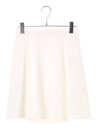 新品 dazzlin フレアミニスカート
