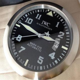 IWC 掛け時計 置時計   未使用