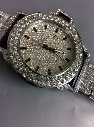 自動巻Bling オートマティックウオッチ メンズ腕時計