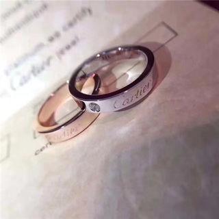 Cartier カルティエ 可愛い リング 指輪