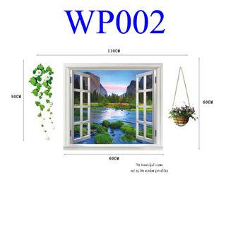 お部屋をイメチェン ウォールシール WP002