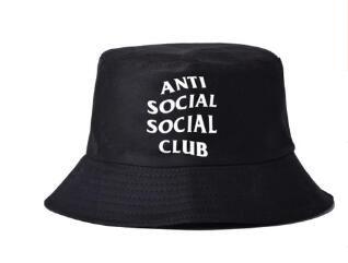 アンチソーシャルソーシャルクラブ/超人気/男女帽子5047