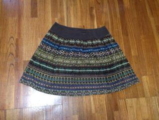 柄 スカート