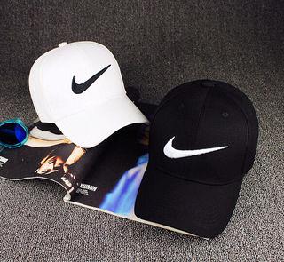 【2点セット】Nike ナイキ 帽子 男女兼用 キャップ