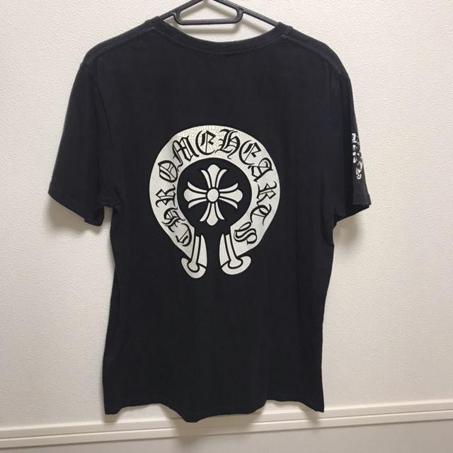 クロム風Tシャツ