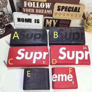 supreme 財布
