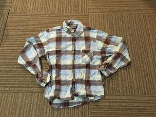 タウン&カントリーチェックシャツ