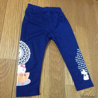 【kids】キティちゃんズボンパンツ
