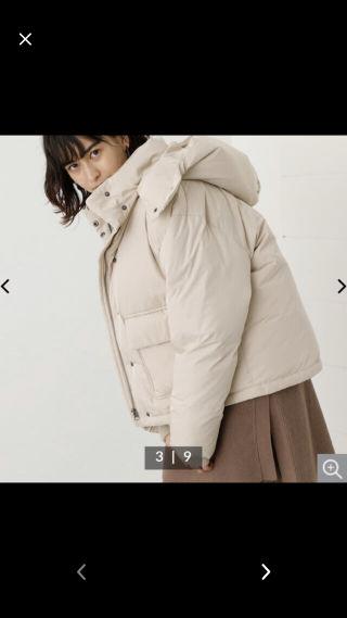 AZUL 定価15000ダウンジャケット